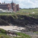Foto di The Headland Hotel & Spa - Newquay