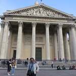 The Pantheon in the 5th arrondissement