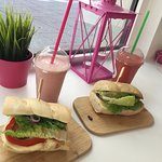 Bilde fra fruchtrausch The Smoothie Bar