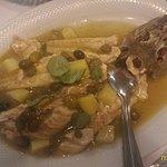 Gallinella con olive