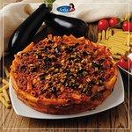 """Pasta al forno con mozzarella di bufala """"Donna Sofia"""" e melanzane"""