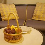 Welcome Fruit Basket