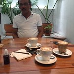 coffe with my boss