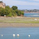 le port du Guildo en Bretagne