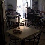 Breakfast room off main square
