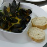 River Exe Mussels in Thai & Coconut Chilli Broth