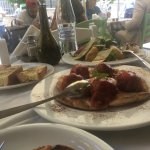 Favorite restaurant, delicious food and very friendly staff  My third trip to Athens and this re