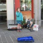street entertainement