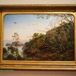 Tea Trees near Cape Schanck, Victoria, by Eugene von Guerard, 1865