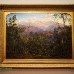 Mt. Kosciusko, seen from the Victorian Border, by Eugene von Guerard.