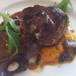 Steak with Trufflesauce