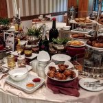 Il buffer della colazione dello Chef Teverini