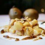 Una delle ricette dello Chef Paolo Teverini