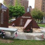 Naval Park - modern wars memorial