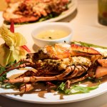 Grilled Lobster $468 (shared by us)