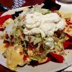 Best loaded nachos ever!