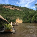 River Kwai Jungle Rafts Resort Foto