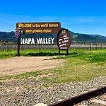 You're in Napa Valley -- just so you know