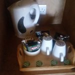 Tea & Coffee Making Facilities in Room 5