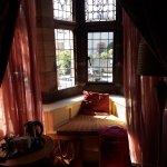 Room 108 bonus! The bay window....
