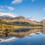 Lochan Urr in Glen Etive