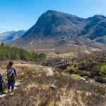 Walking the West Highland Way from Fort William