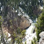 Photo de Lower Yellowstone River Falls