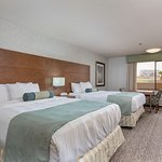Enjoy the new, beautifully remodeled rooms in Yuma!