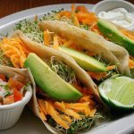How about an order of our famous fish tacos??