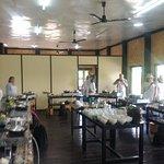 cooking school classroom