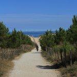 Photo de Pistes Cyclables en Gironde