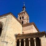 Foto de Calle Real de Segovia
