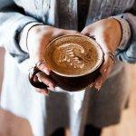 Delicious artisan coffee