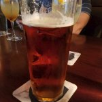 Old Speckled Hen .... yum.