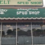 Mighty Melt Sandwich and Spud Shop