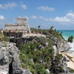 Tulum Ruins by the Sea