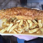 picture of the cod fish & chips