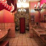 Pink ladies room