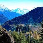 Vista desde caminata hacia Cascada de las Animas. Hermosa vista.!