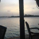 Sunset at Marina Pirata