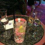 Bar mit tollem Ambiente und sehr guter Gin-Auswahl