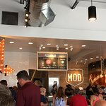 New MOD Pizza!