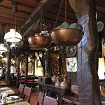Nice restaurant for gathering with friends and family