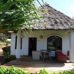 Our ocean-view villa