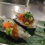 White Bait Sushi