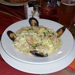 Pasta Cape Seafood