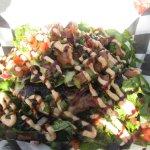 Scorpion as a Salad ...