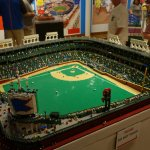 Wrigley Field - in Legos!