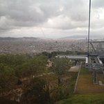 Telepherique de Montjuic - Mirador station