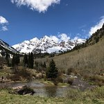 Maroon Bells is a an absolute MUST SEE if you are in or near Aspen.